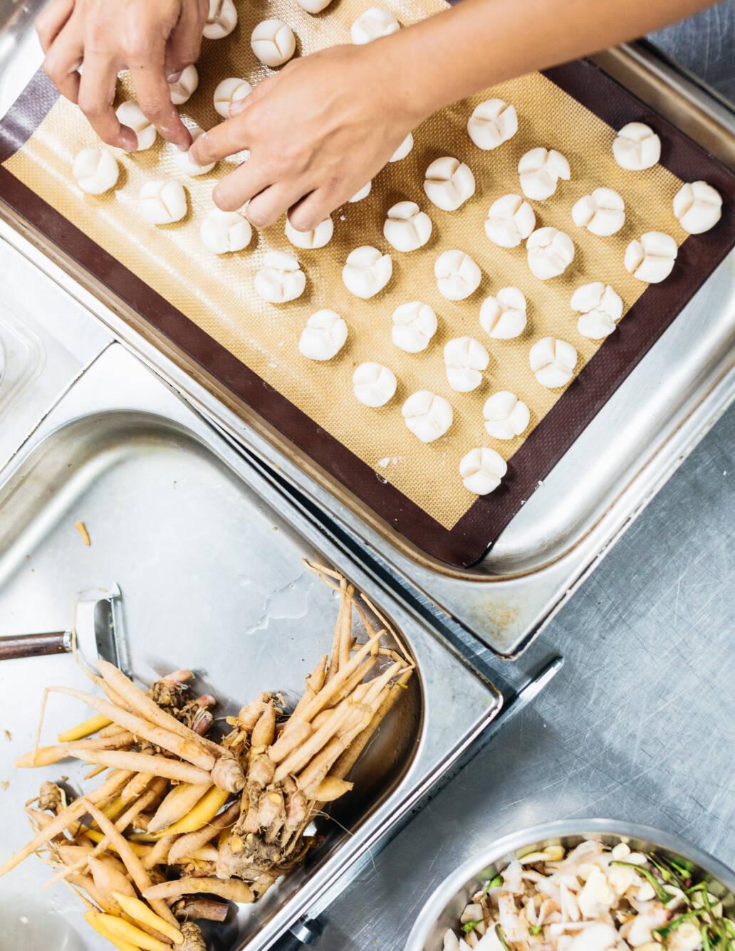 Kitchen — Behind the scenes at Restaurant Bolan