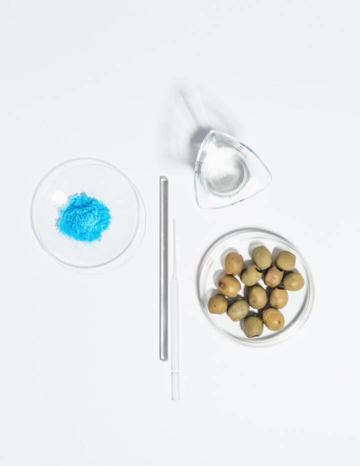 Food Fraud – Editorial Still Life Photography – Olives