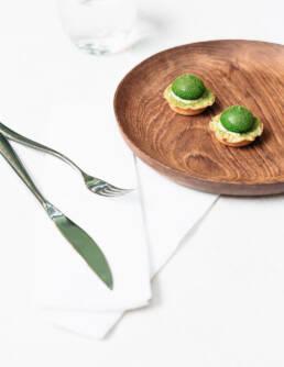 Chicken salad, Restaurant Sühring — Corporate Food Photography
