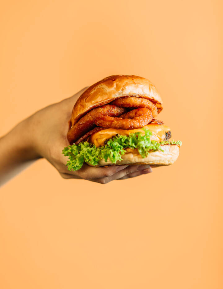 Define:Burgers — Commercial Food Photography