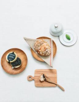 German Brotzeit — Food Still Life Photography for Restaurant Sühring