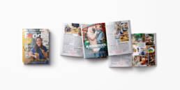 Tearsheets Foodie Magazine